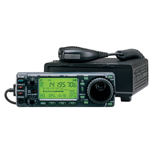 Icom Multi-band Mobile Transceiver: IC-706MKIIG