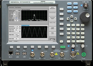 General Dynamics Communications System Analyzer: R8000B
